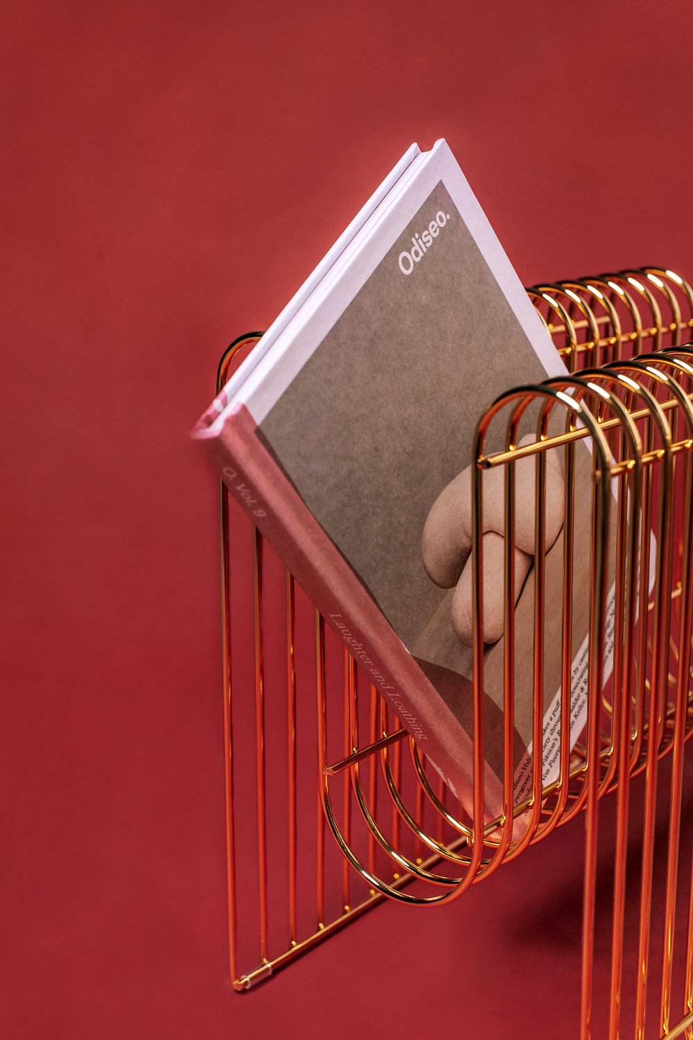 Featured: AYTM Gold Curva Magazine Holder