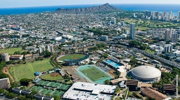 University of Hawai`i at Mānoa, Honolulu, HI