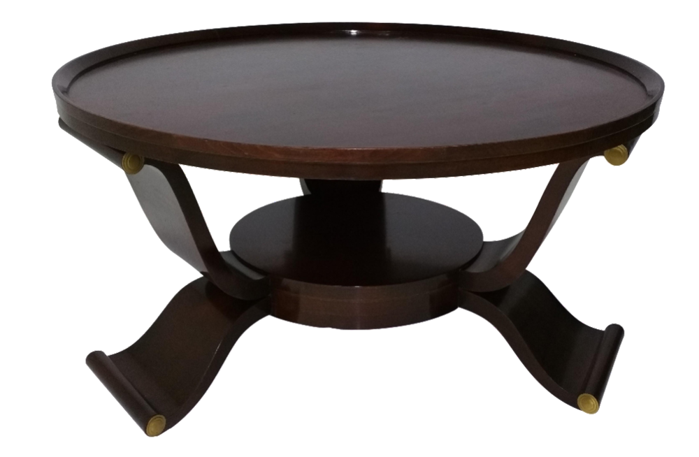 1960's James Mont Coffee Table