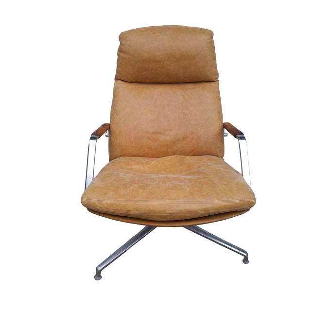 Preben Fabricius & Jorgen Kastholm Chair