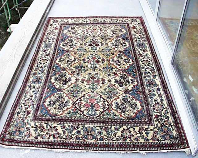 Vintage Meshed Carpet