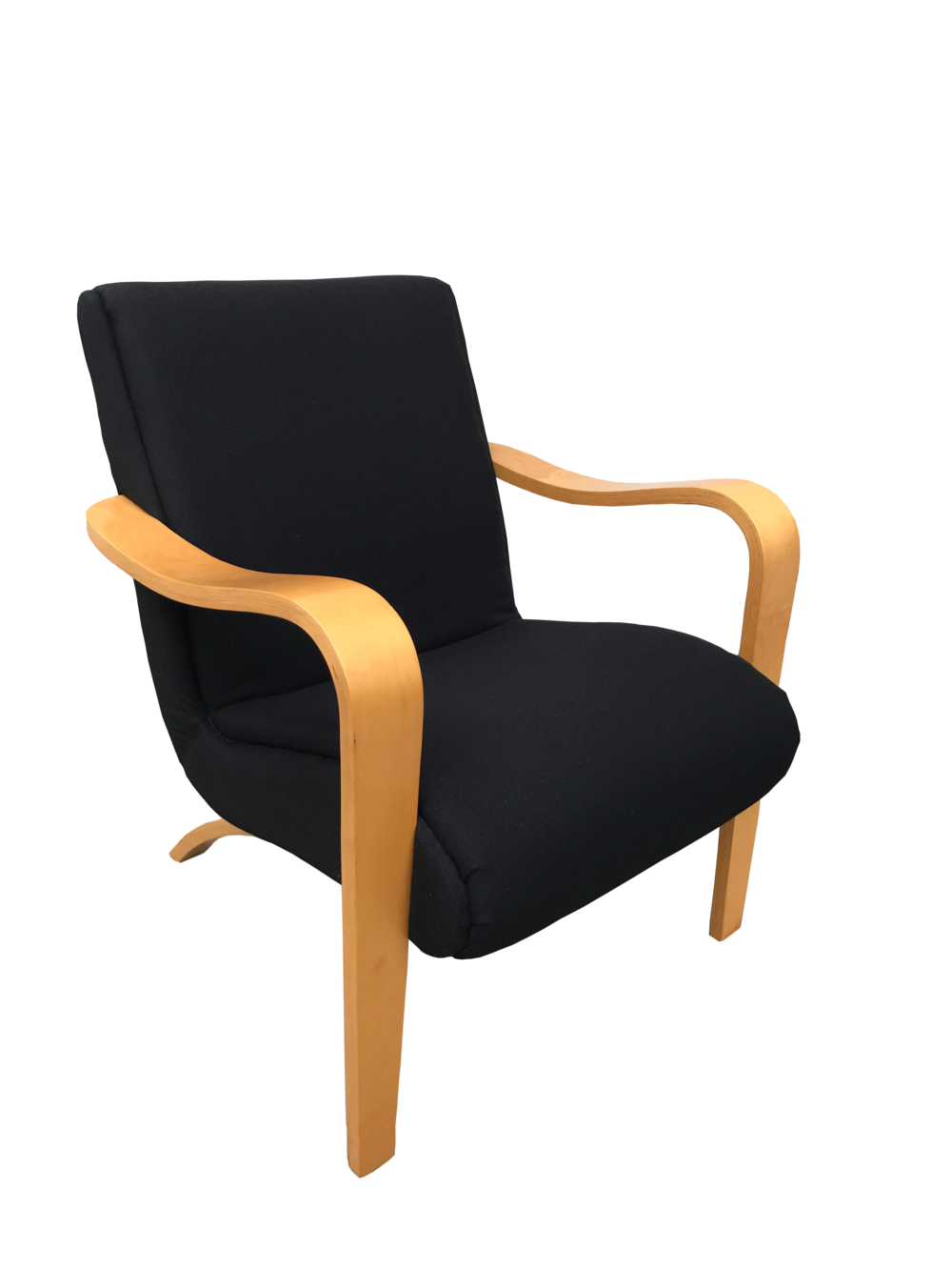 Thonet Style Contemporary Lounge Chair