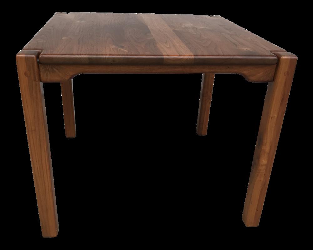 1980s Mid-Century Modern Bruce McQuilkin Koa Wood Dining Table