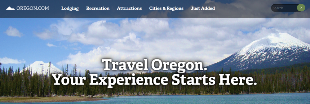 Oregon.com is a site I use all the time if I'm doing hikes that are too far-out from Corvallis for just a day trip! They have tons of hotels within college student budget, and awesome restaurants and other attractions to visit while I'm staying in town!