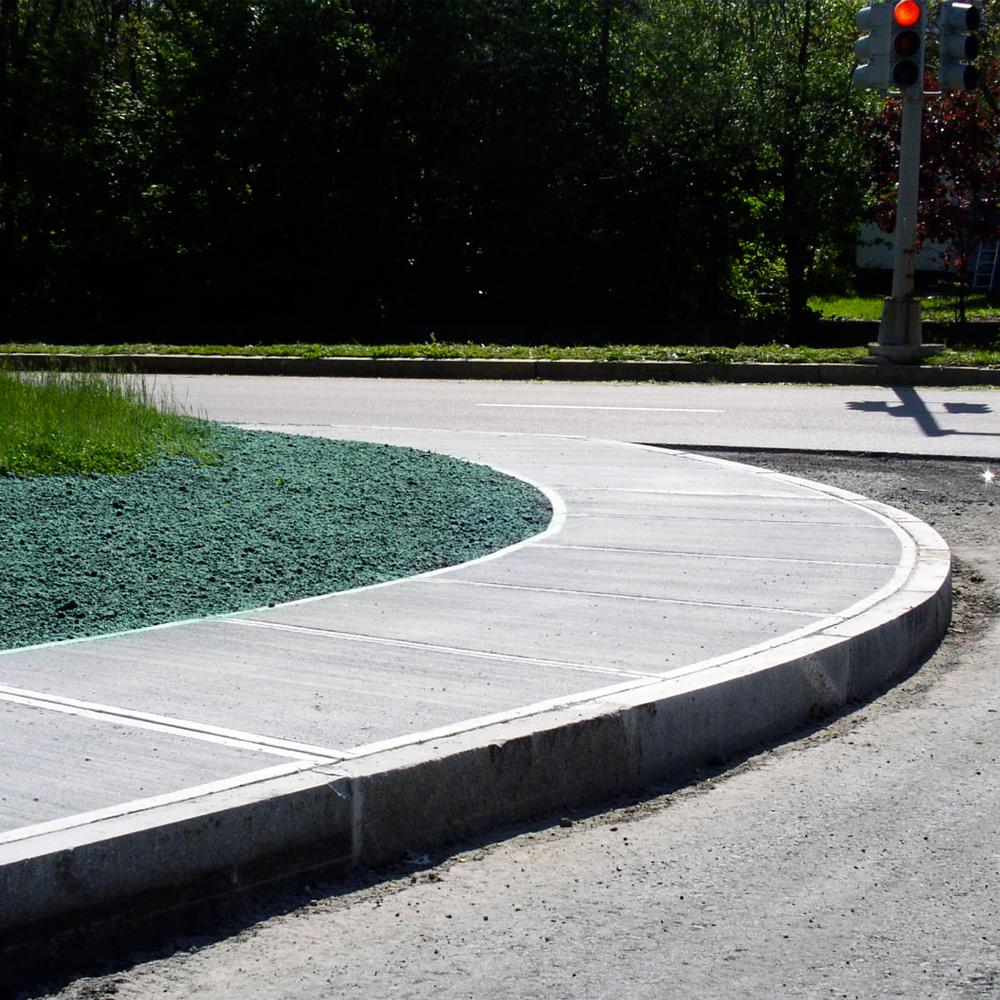 Public Sidewalks & Curbs