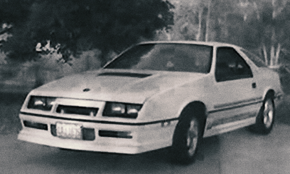 1986 Turbo Z