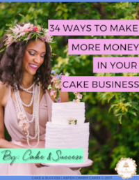"1. Create a designed dummy cake and ask a bridal shop to showcase your cakes.0. Create a cake%2Fcupcake flyer and handout at local business offices.0. Bake a few dozen cupcakes and sell them outside local businesses ""l.png"