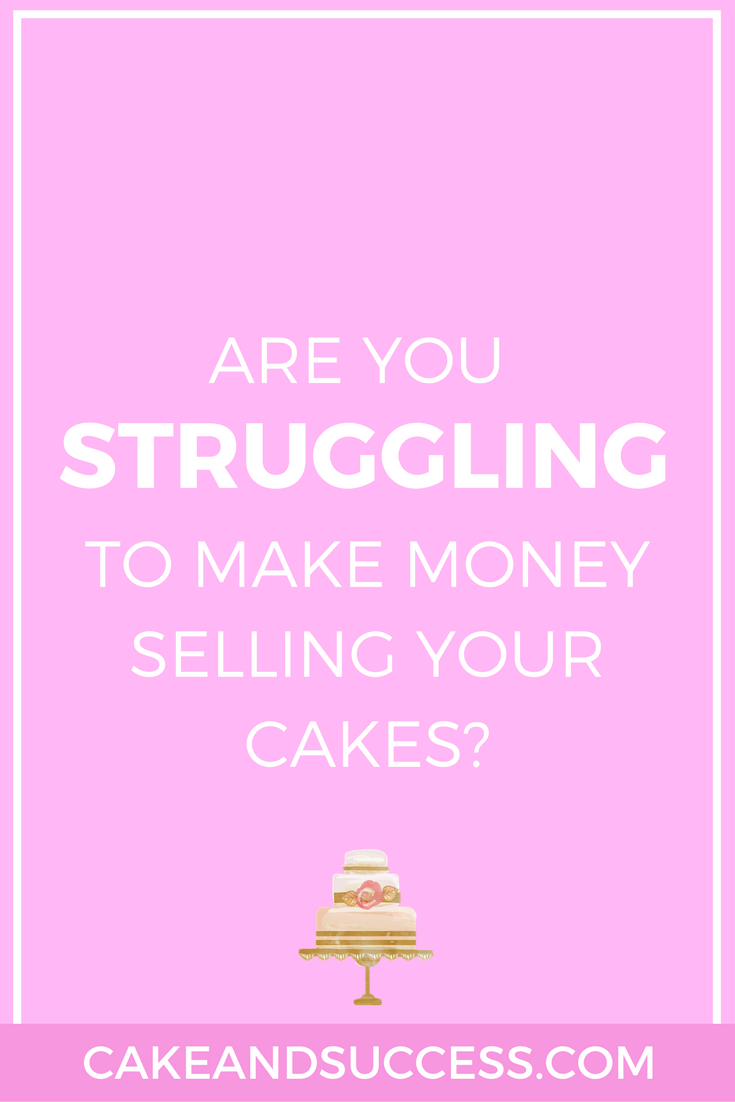 Broke In Your Cake Biz Lets Talk About It Cake Success