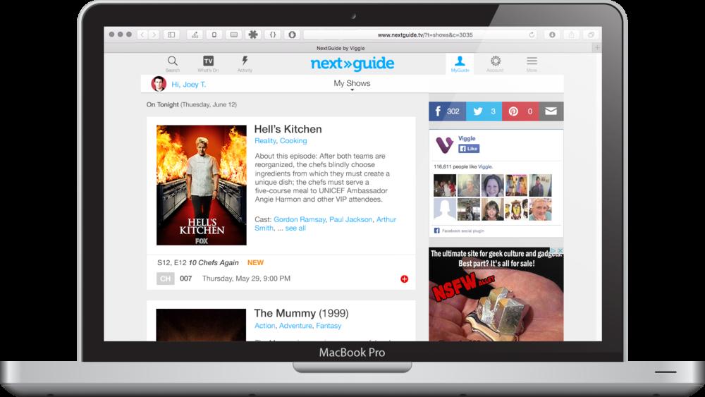 WebGuide Home