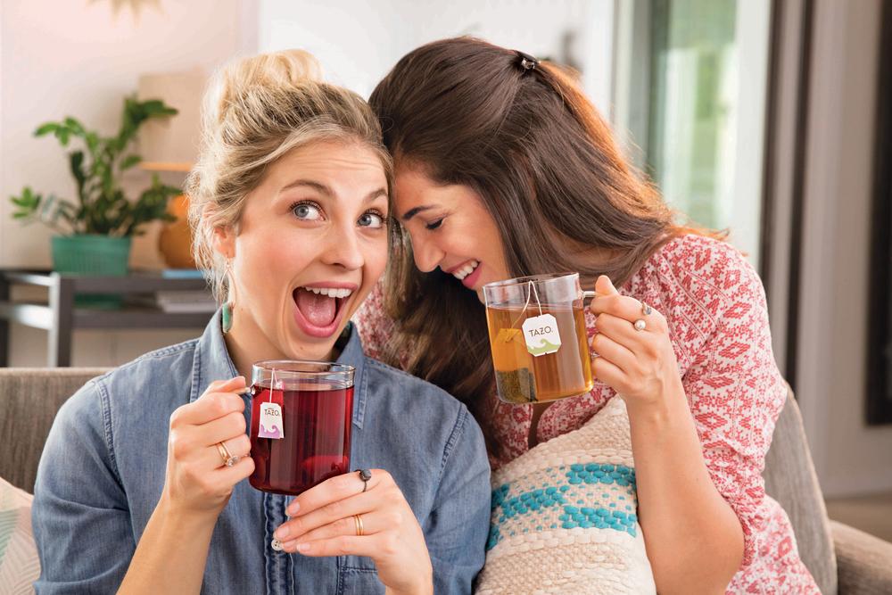 Brand: Tazo tea    Photo:Brian Kuhlmann