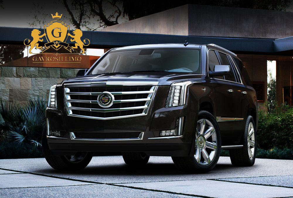 2015 Cadillac Escalade ESV - Luxury