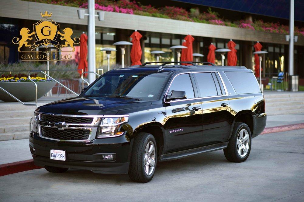2015 & 2016 Chevrolet Suburban LT (7 Passengers)