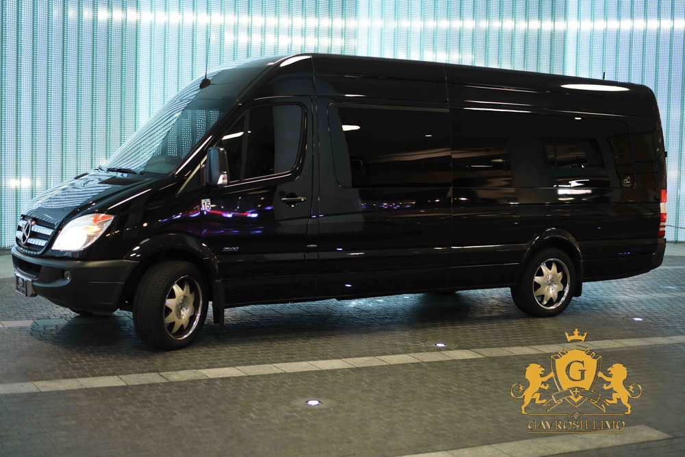 2016 Mercedes Sprinter Limo (9 Passengers) Click Picture for more information