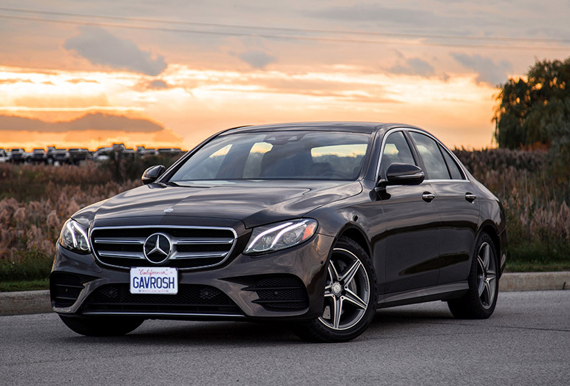 2017 Mercedes-Benz E-300 - Luxury Edition