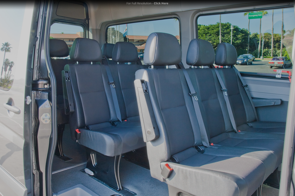 2016 Mercedes Sprinter - Interior Click Picture for more information