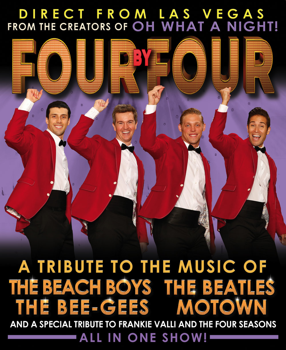 FOUR BY FOUR - DIRECT FROM LAS VEGAS