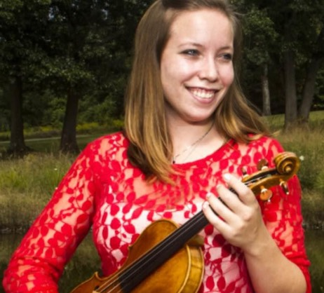 Holly Jenkins, Violin