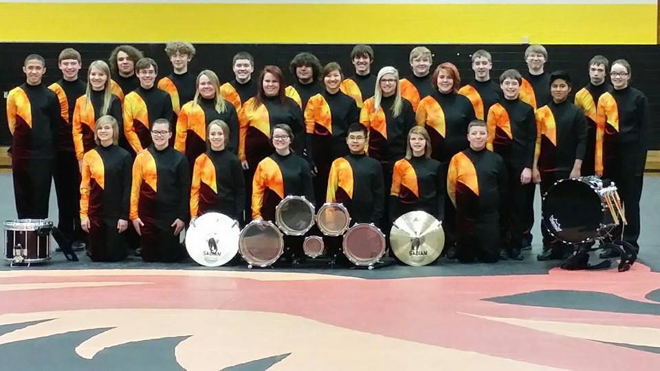 Phoenix Drumline 2015