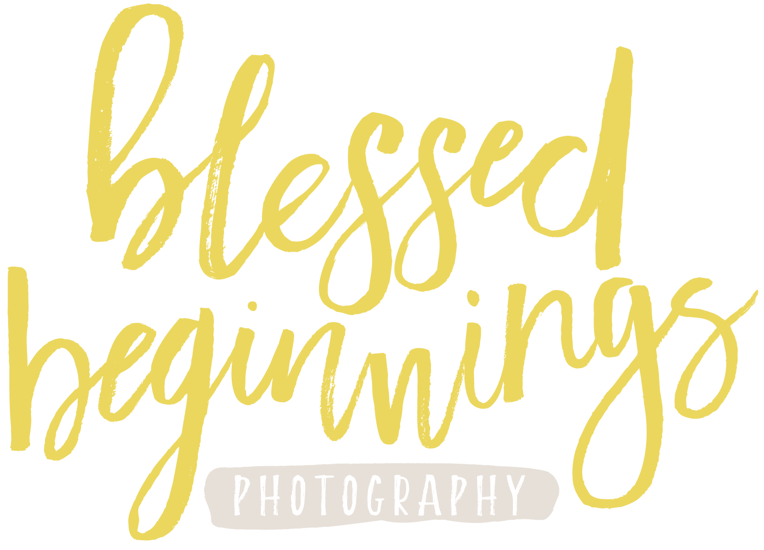 Blessed Beginnings Photography