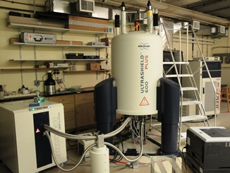 Department NMR