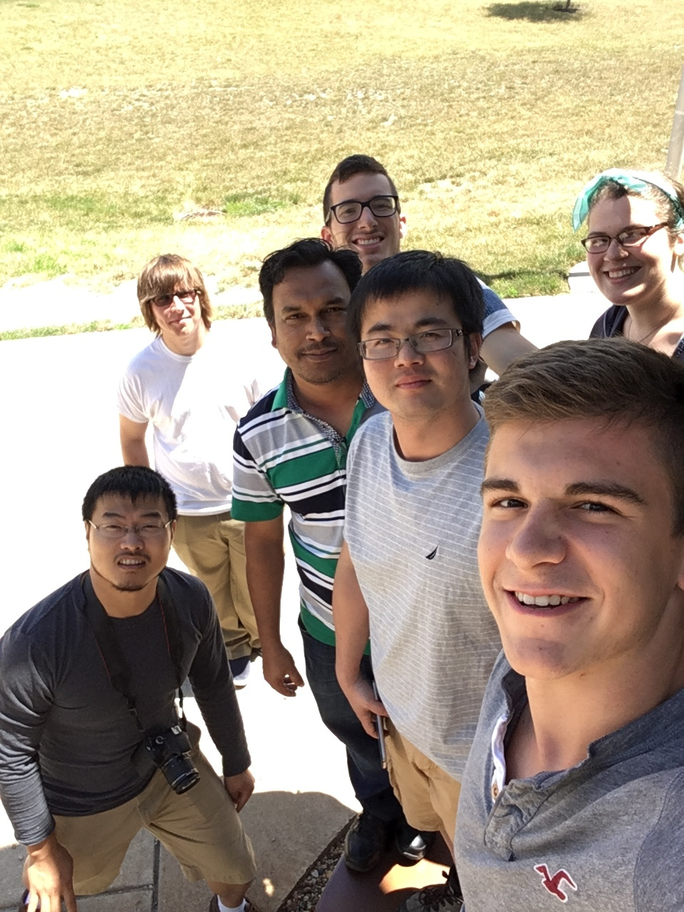 Group Selfie - Summer 2016