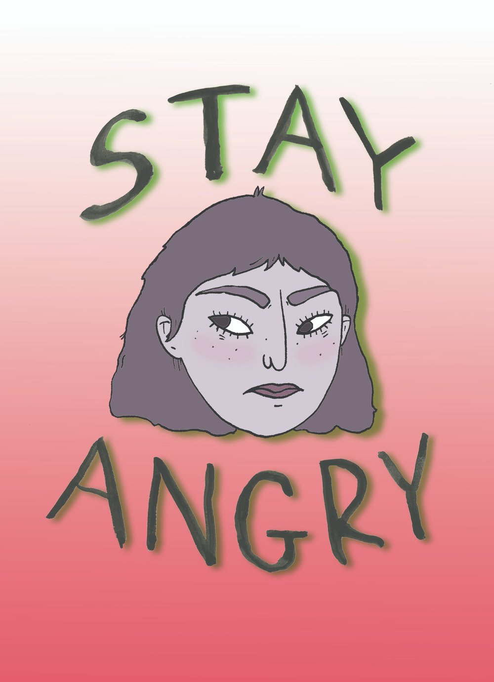 Stay Angry Again