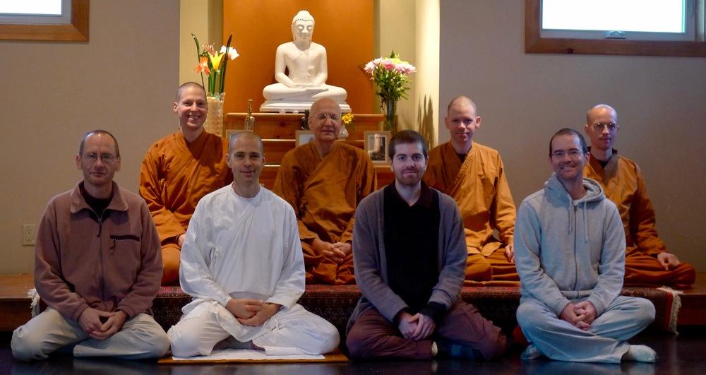 Tisarana Buddhist Monastery, Fall 2013