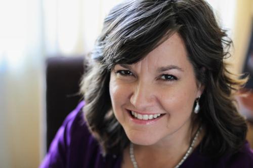 Jen McDonald: Hope & Humor for Military Spouses.