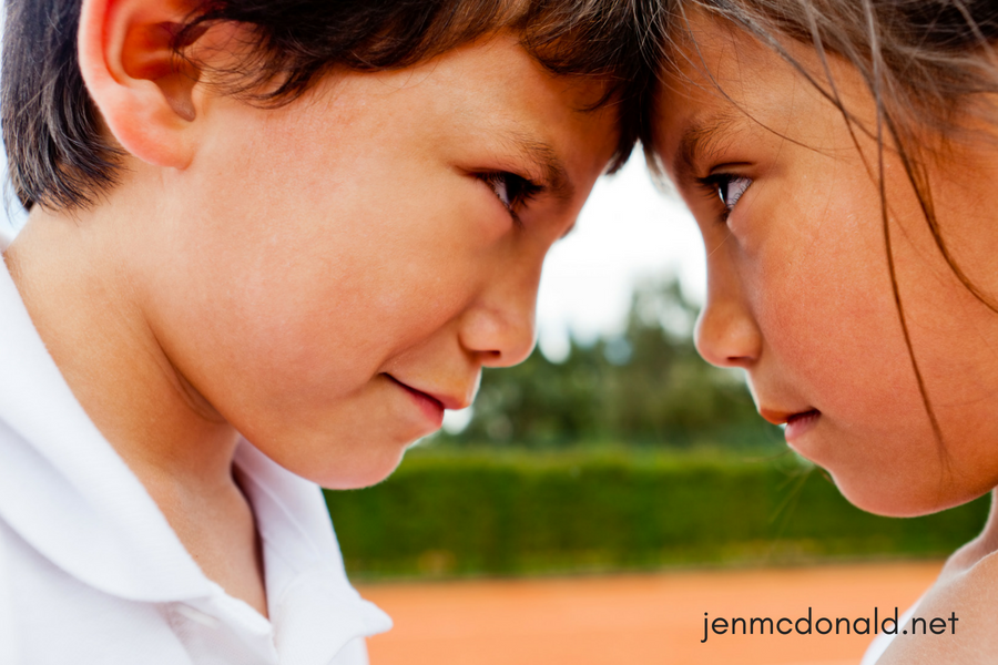 Ideas for Dealing with Sibling Rivalry