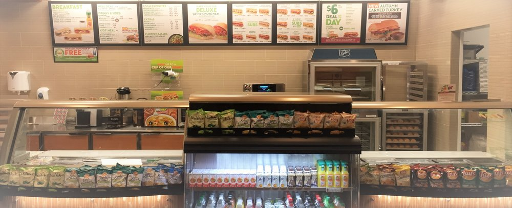 SUBWAY @ SAN CLEMENTE      NOW OPEN!