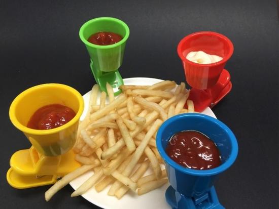 Ketchup Clip