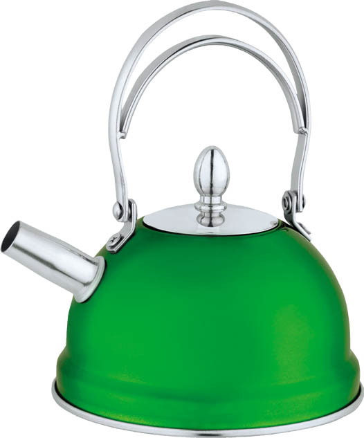 Mini Kettle with Infuser - Green 800ml