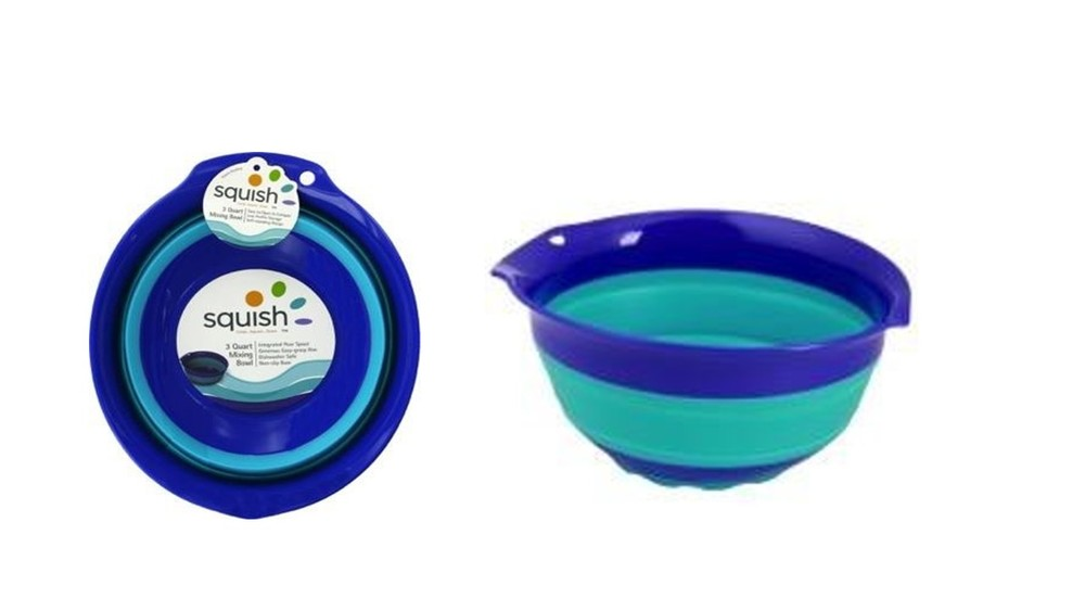 Collapsible Mixing Bowl