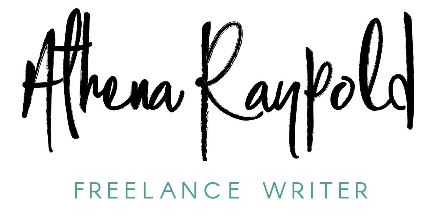 Athena Raypold | Freelance Writer Edmonton and Area