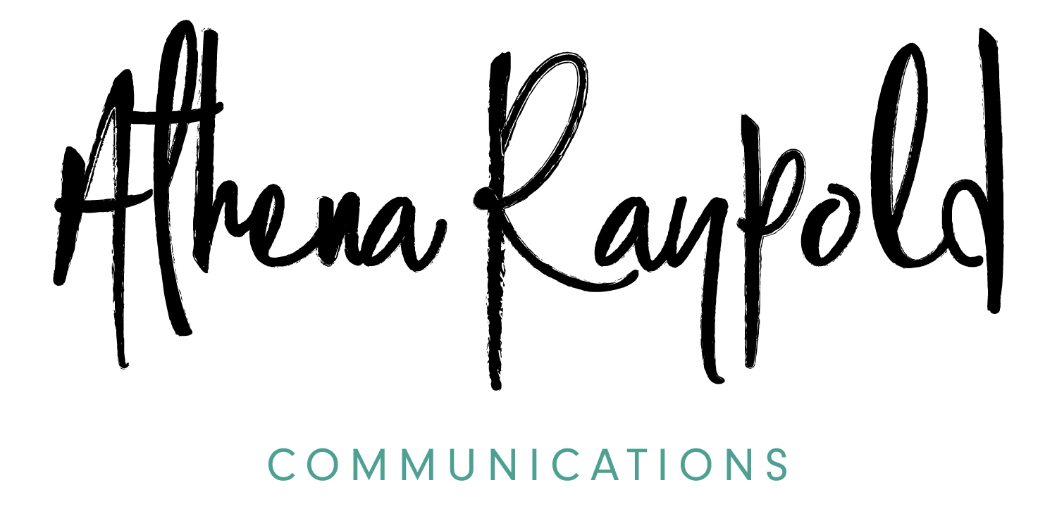 Athena Raypold Communications | Freelance Writer