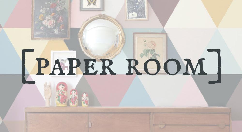Paper Room - Simply Whyte Design | Auckland Brand Web Design
