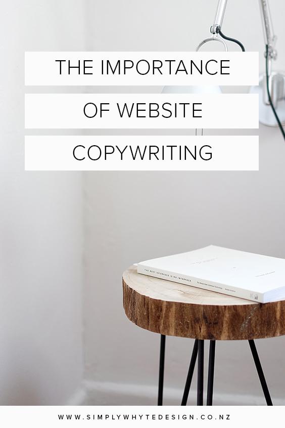 Blog - Simply Whyte Design | Auckland Brand Web Design| the-importance--of-website-copywriting.jpg