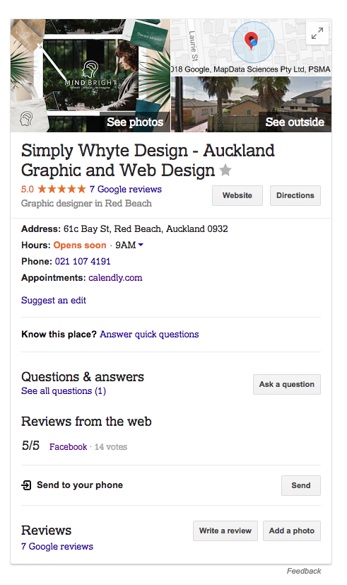 Simply_whyte_design_google_my_business_listing