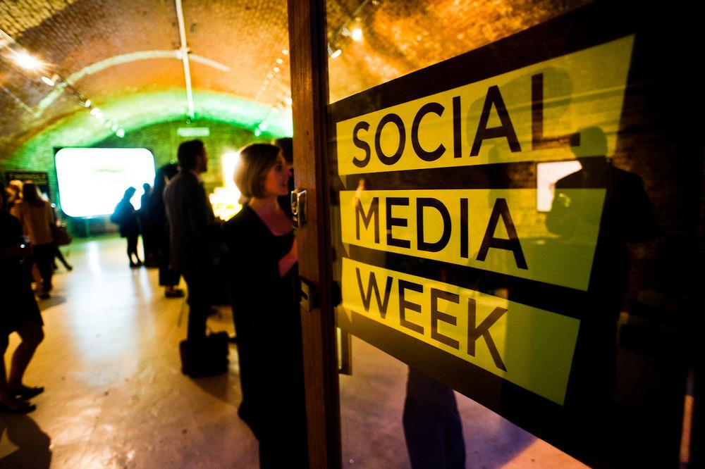 Medlem af Social Media Week's advisory board