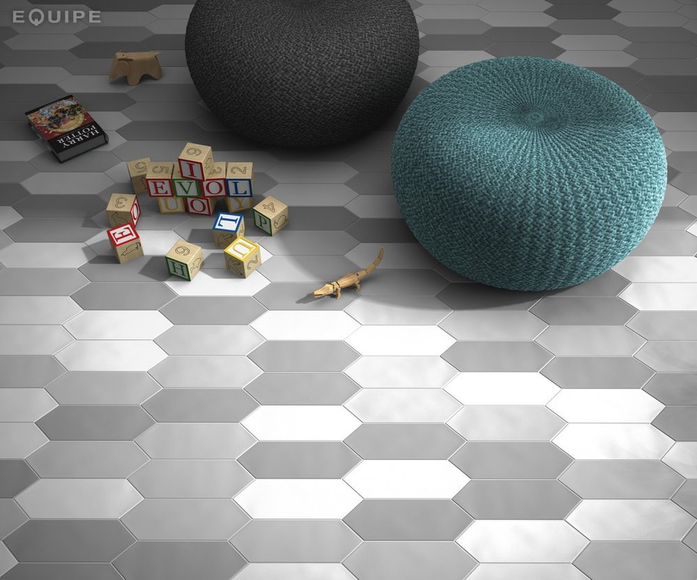 Dakota Tiles: Stockholm Hexagon Tiles