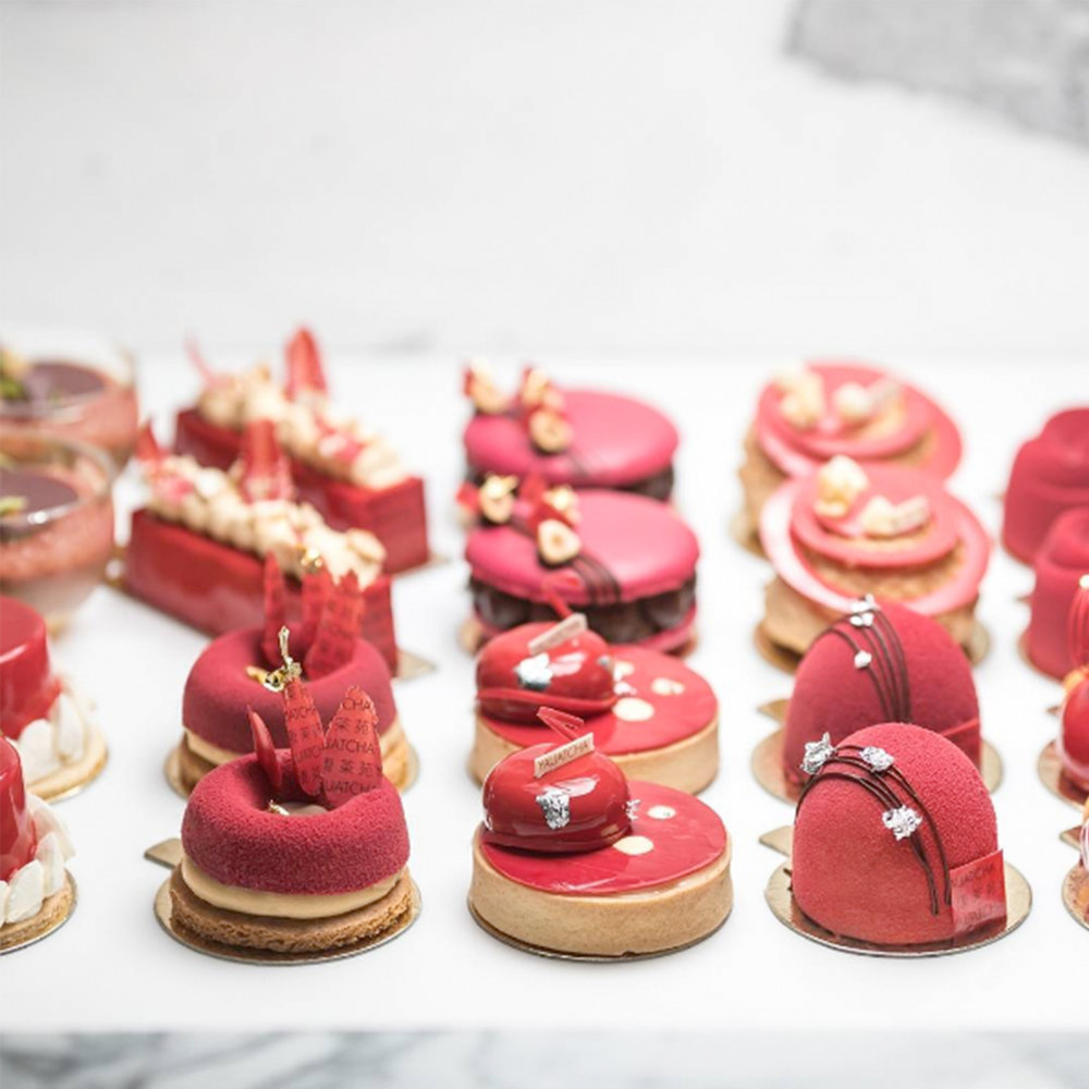 Gizzi Erskine spoke of her love for the quintessentially British ritual of afternoon tea that holds Chinese roots.