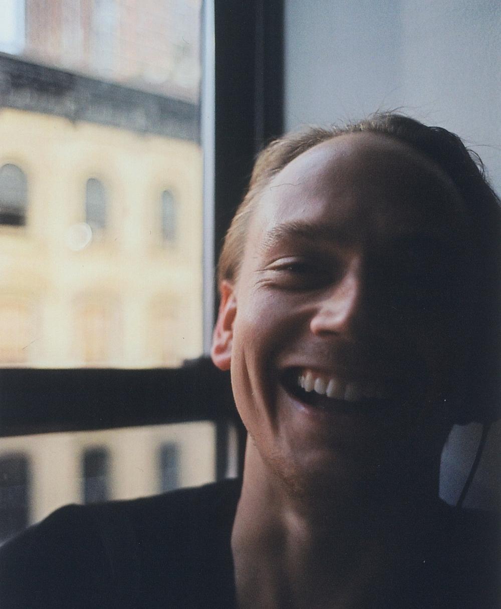 Henrik Hanson NYC