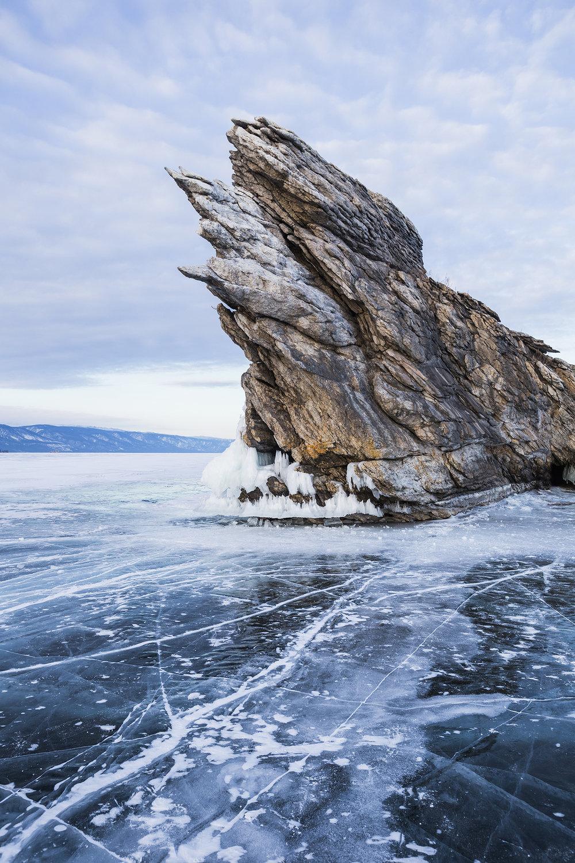 Lake Baikal: Russia