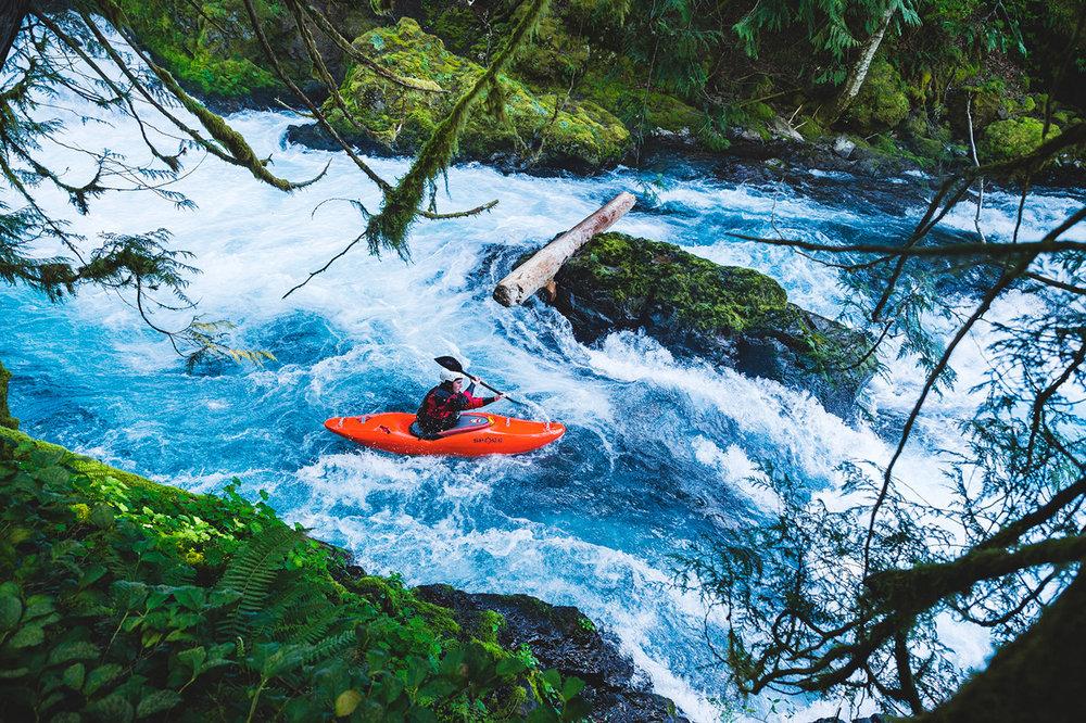 Adrian Mattern: Hood River