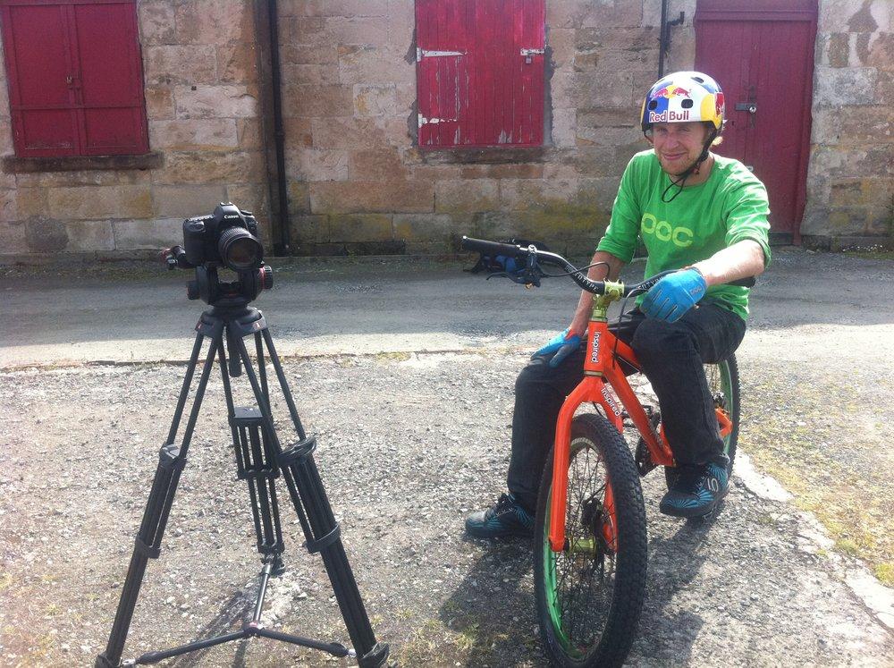 Danny Macaskill: Cut Media's 5D