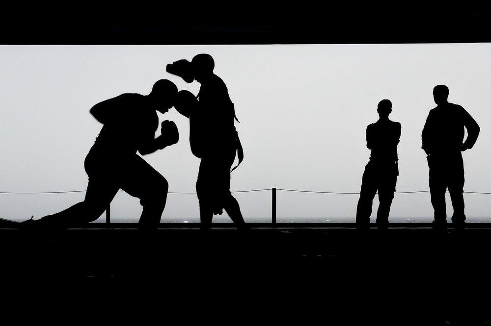 Einige der bestbezahltesten Fighter setzen auf Yoga zur Regeneration und Steigerung der Beweglichkeit.