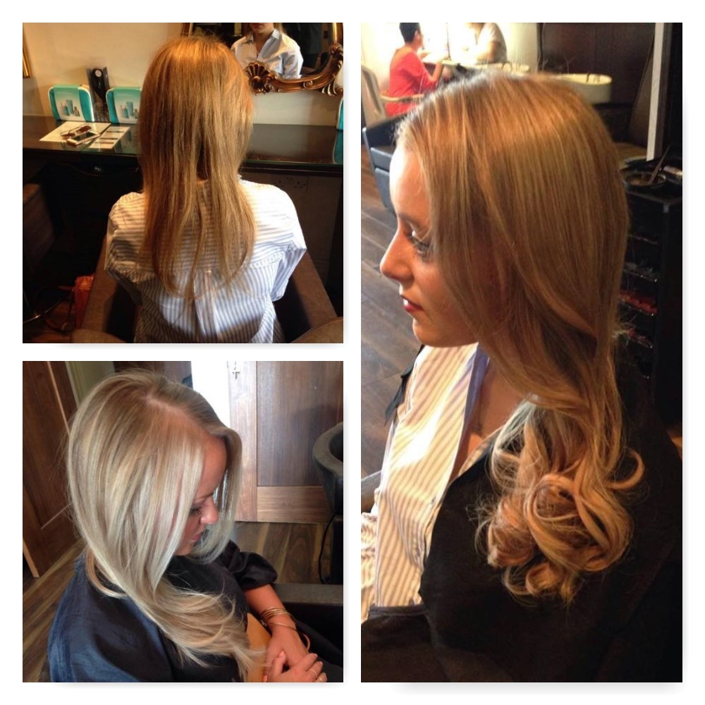 Great Lengths Hair Extensions La Mode