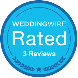 We're Honored! - Thanks to all of our brides!!