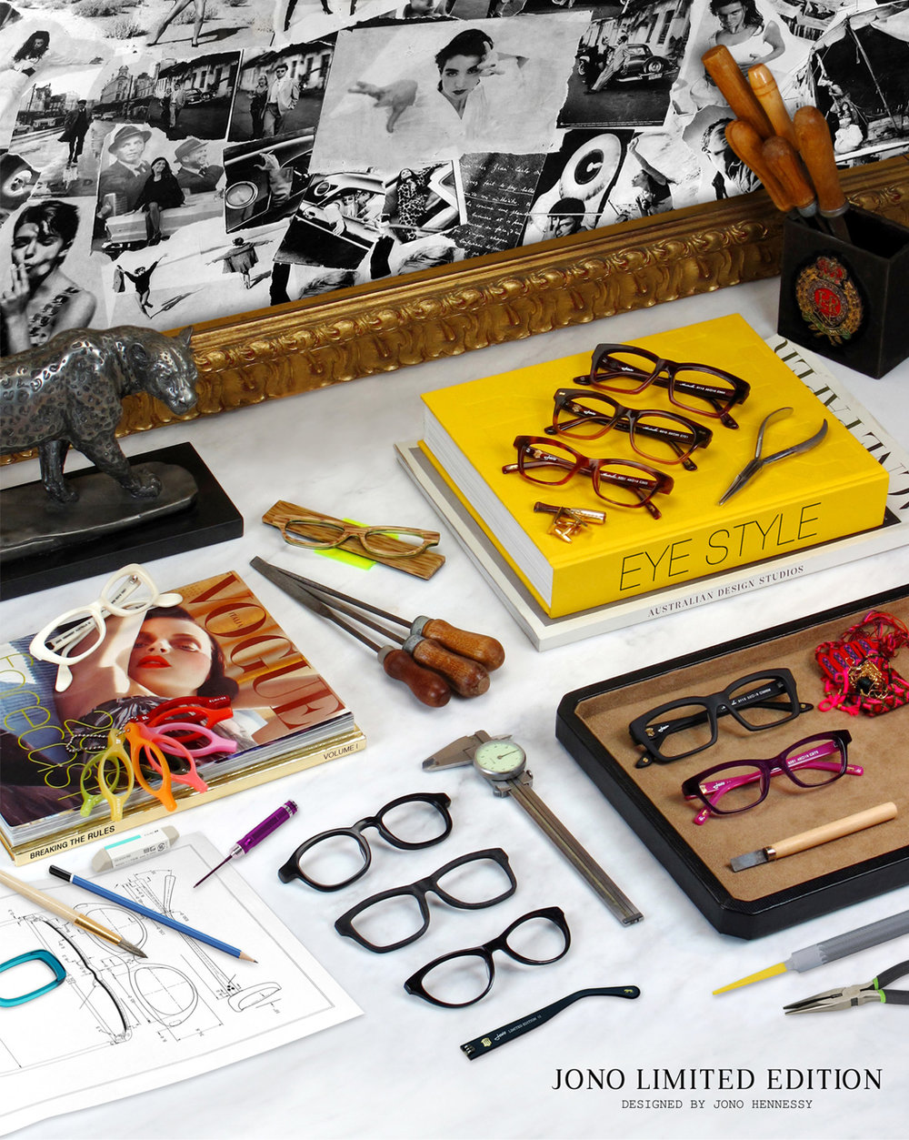 Optical Glasses — Coral Sea EyeCare