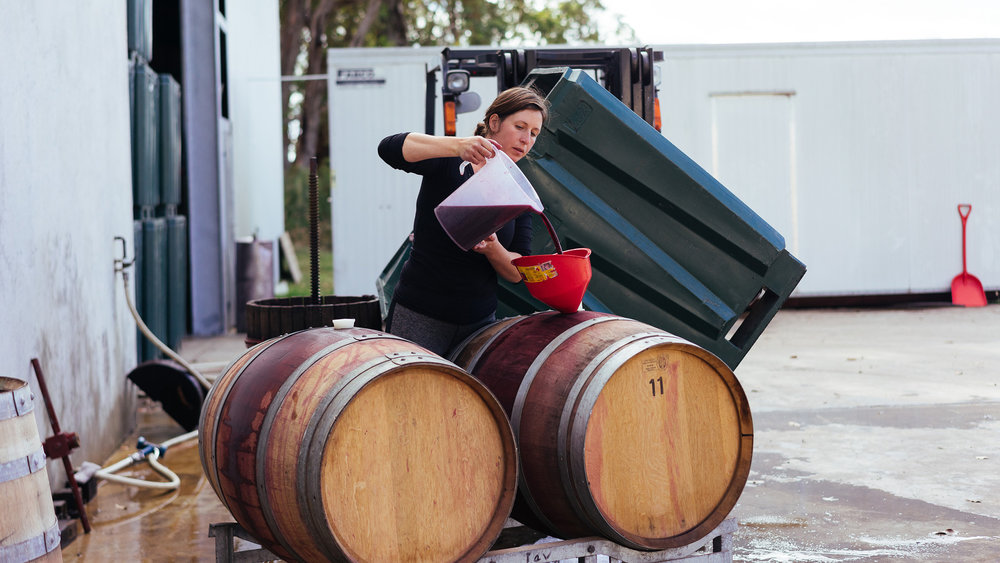 Basket Pressed Margaret River Shiraz